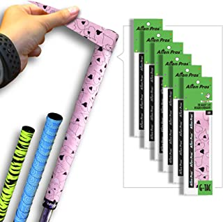 Golf Grip Wrapping Tapes (24-Pack) - Innovative Golf Club Grip Solution - Enjoy a Fresh New Grip Feel in Less Than 1 Minute