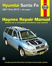 Best haynes manual hyundai santa fe Reviews