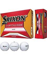 Dunlop SRIXON 球棒 细长型 DISTANCE8 球球 1打球(12个装)