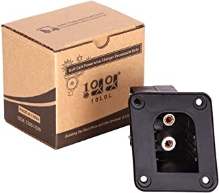 10L0L Golf Cart 73051-G29 PowerWise Charger Receptacle Only | Electric Golf Cart Parts for EZGO