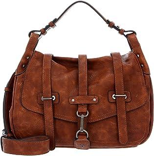 Tamaris Bernadette Satchel Bag Cognac