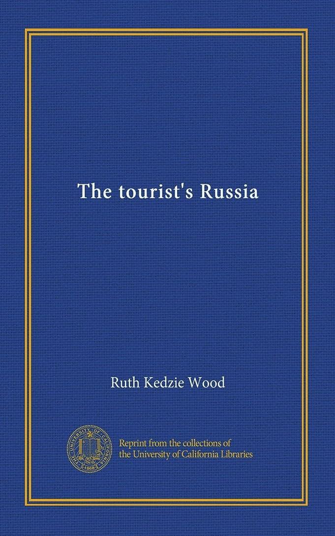 近似アンプ自己The tourist's Russia
