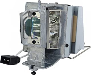 Replacement for Optoma W305st Lamp /& Housing Projector Tv Lamp Bulb by Technical Precision