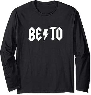 Beto O'Rourke 2020 Beto for President Long Sleeve T-Shirt