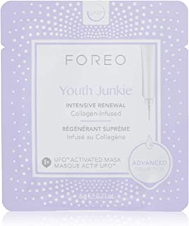 FOREO Youth Junkie UFO-Activated Mask, 6g (Pack of 6)