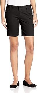 womens black uniform shorts