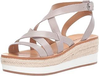 Lucky Brand Women's Jenepper Espadrille Wedge Sandal