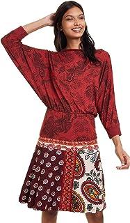 Desigual womens DRESS INDIRA Dress
