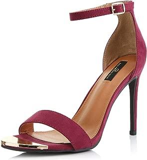 mid high heels sandals