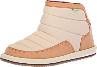 Sanuk Women's Puff N Chill Malia Ankle Boot