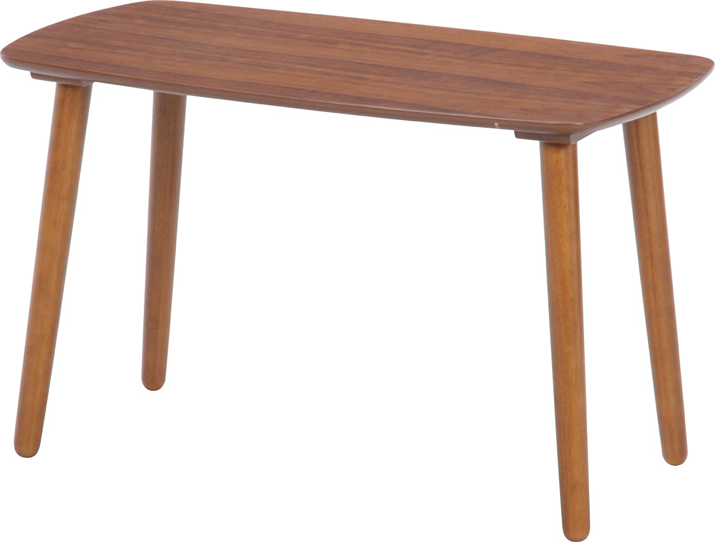 等々マーケティングサイトライン不二貿易 リビングテーブル 幅90cm ダークブラウン 簡単組立て ノルン 96118