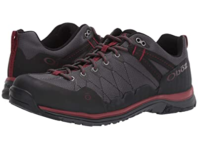 Oboz Trail Low (Dark Shadow/Russet) Men