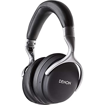 Denon AH-GC30 Premium Wireless Noise-Cancelling Headphones - Hi-Res Audio Quality   Up to 20 hours of Bluetooth and Noise Cancelling   Designed for Comfort   Battery-saving Auto-Standby Mode   Black