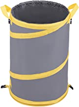 TTLike 30 Gallons Reusable Yard Waste Bag Gardening Lawn Leaf Bags by Collapsible Canvas Garden Bag