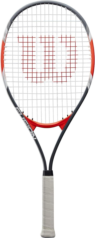 Wilson Tennis Racket WRT30270U Fusion Our shop OFFers the best service latest Player XL Recreational an