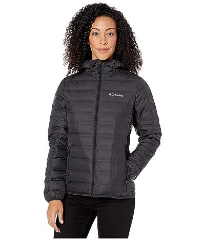 Columbia Lake 22tm Down Hooded Jacket (Black) Women