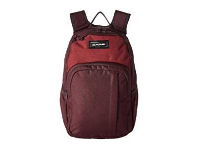 Dakine Campus Small 18L Backpack (Garnet Shadow) Backpack Bags