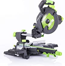 Evolution Power Tools - F255SMS multifunctionele glijverstekzaag, 255 mm, 1600 W, 230 V