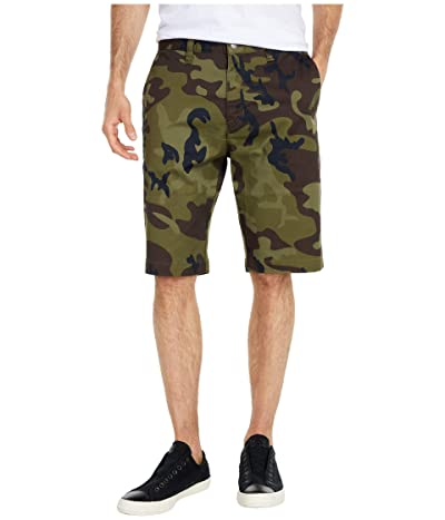 Volcom Vmonty Stretch 22 Shorts (Camo) Men