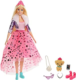 Barbie Dreamhouse Adventures Princesa Moderna Muñeca para n