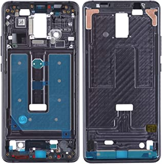 LENASH Framhus LCD-ramtryckplatta för Huawei Mate 10 Pro (svart) Ramtrycksplatta ersättning (Color : Black)