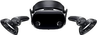 Samsung Electronics HMD Odyssey+ Windows 混合现实感耳机带 2 个无线控制器 3.5 英寸黑色 (XE800ZBA-HC1US)