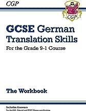 New Grade 9-1 GCSE German Translation Skills Workbook (includes Answers)