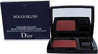 Christian Dior Rouge Blush Couture Colour Long Wear Powder Blush - # 219 Rose Montaigne 6.7g/0.23oz