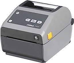 $375 » Zebra ZD620d Direct Thermal Desktop Printer 300 dpi Print Width 4 in Ethernet Serial USB ZD62043-D01F00EZ (Renewed)