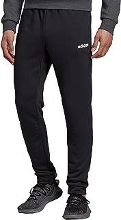 adidas Men's Mens D2M Clima Knit Pants, (/White), Large