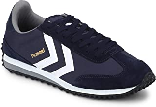 hummel Freeway Blue Unisex Sneakers