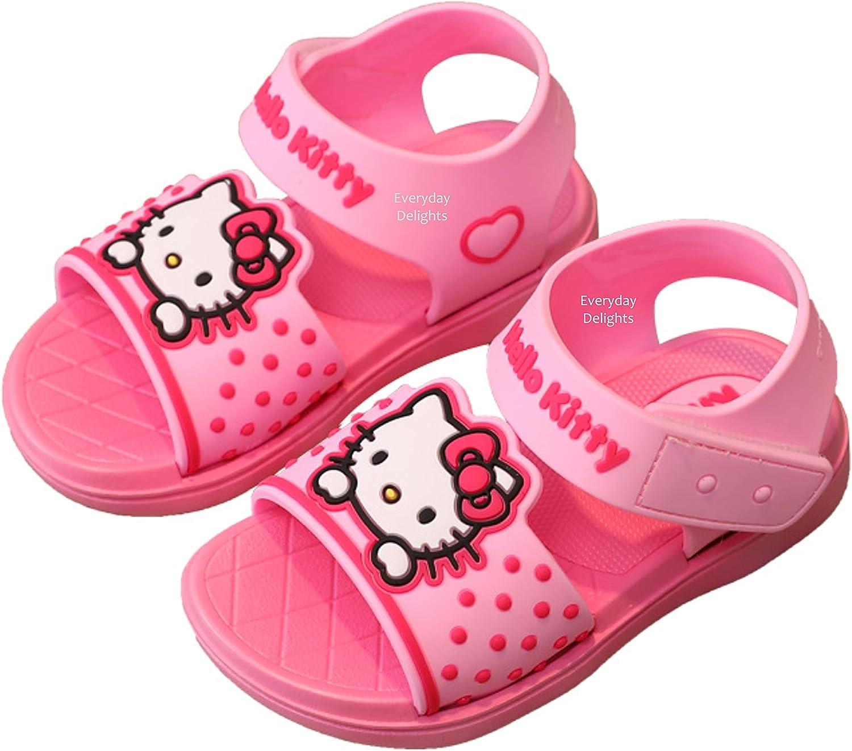 Mesa Mall Sanrio Hello Kitty Summer Sandals Beach Kids Chi Seasonal Wrap Introduction Shoes Girls for