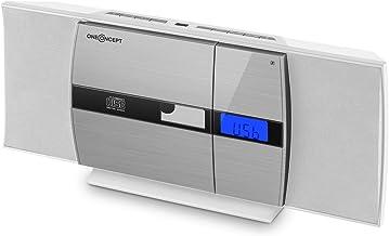 oneConcept V-15 Silver Edition Microcadena - Equipo de Mú