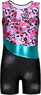 DAXIANG Gymnastics Leotard for Girl Dance Clothes Ballet Tutu Colorful Ribbons 3-15 Years