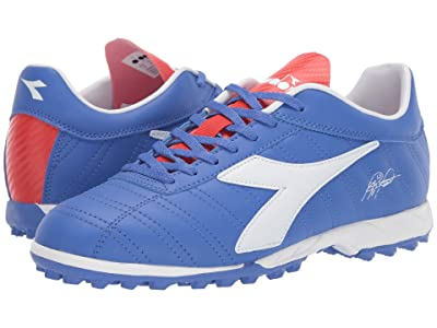 Diadora Baggio 03 R TF (Amparo Blue/White/Grenadine) Men