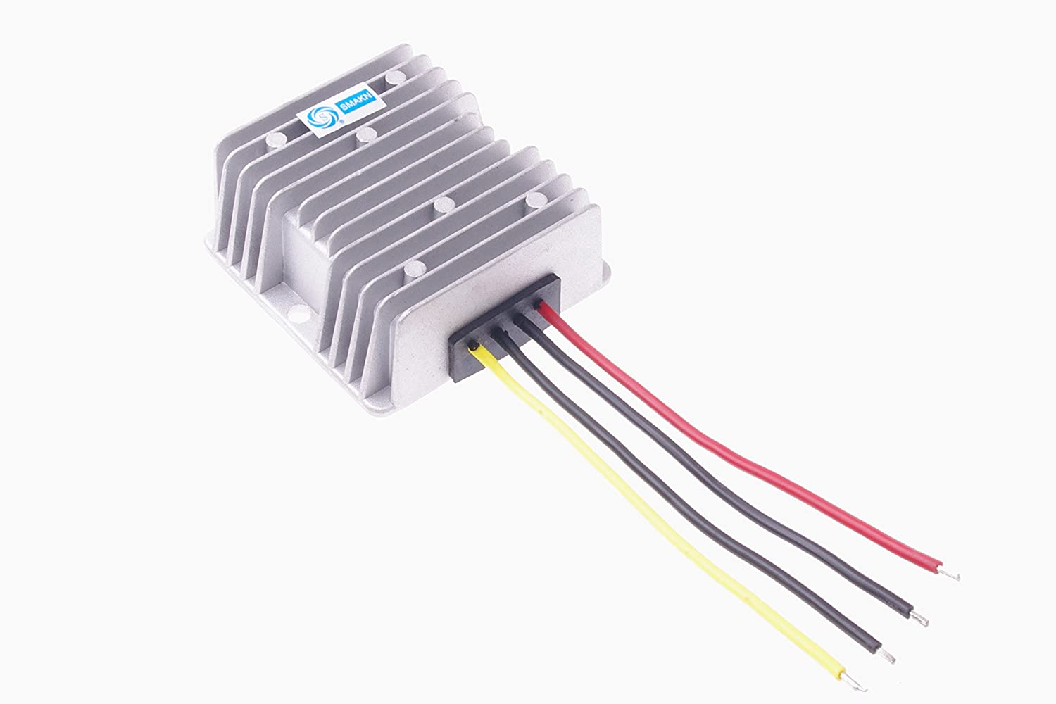 SMAKN DC Converter 12V Step UP Washington Mall 190W to Power Suppl 19V 10A OFFicial mail order