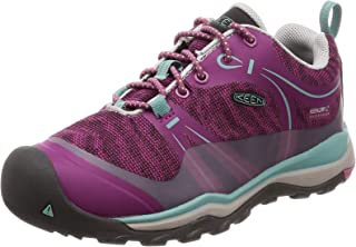 Keen Kids' Terradora Low WP Hiking Shoe