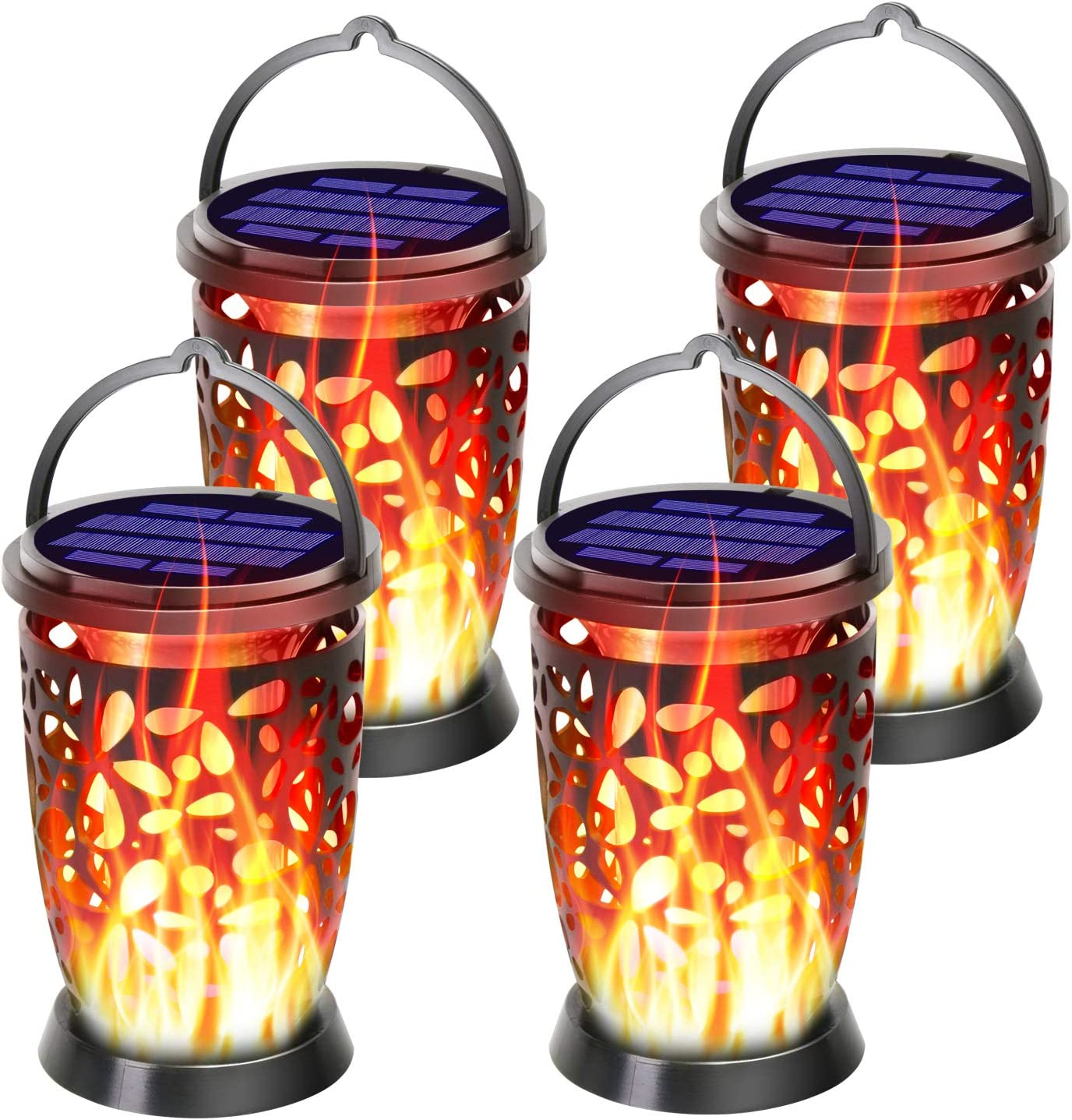 Woenergy Upgraded Solar Free shipping on posting reviews Lights Outdoor Lanterns Regular dealer with Hanging Gro