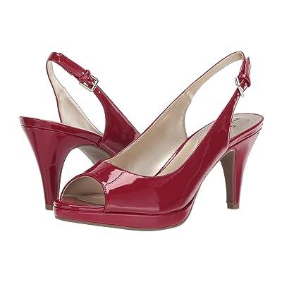 Bandolino Melt (Medium Red Synthetic) Women