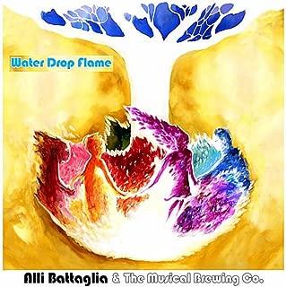 Water Drop Flame