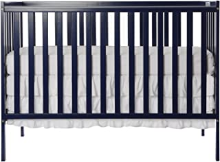 Dream On Me, Synergy 5-in-1 Convertible Crib, Royal Blue
