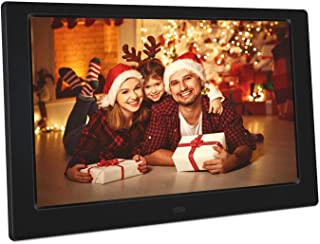 10-inch LED Digital Photo Frame HD 1024 * 600 Digital Picture Frame Electronic Album Digitale Picture Support USB and SD C...