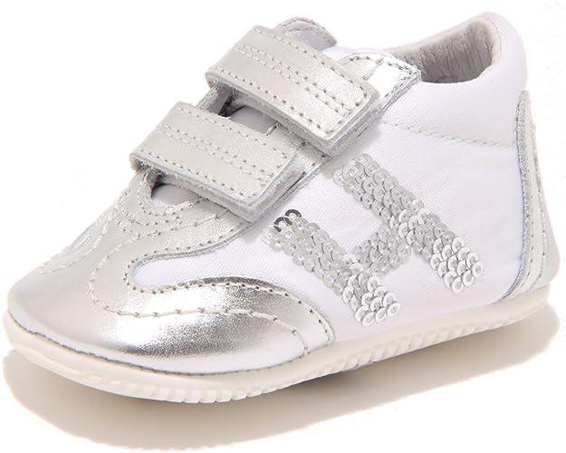 Hogan 6344I Sneakers Bimba Culla Junior Olympia Strap Scarpe ...