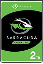 Seagate BarraCuda, 2TB, Disco duro interno, HDD, 2,5