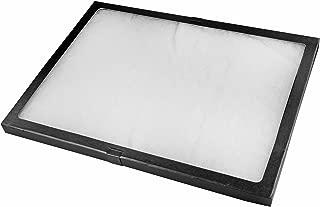 SE JT9212 Glass Top Display Box