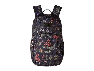 Dakine 25 L Campus Medium Backpack (Botanics Pet) Backpack Bags