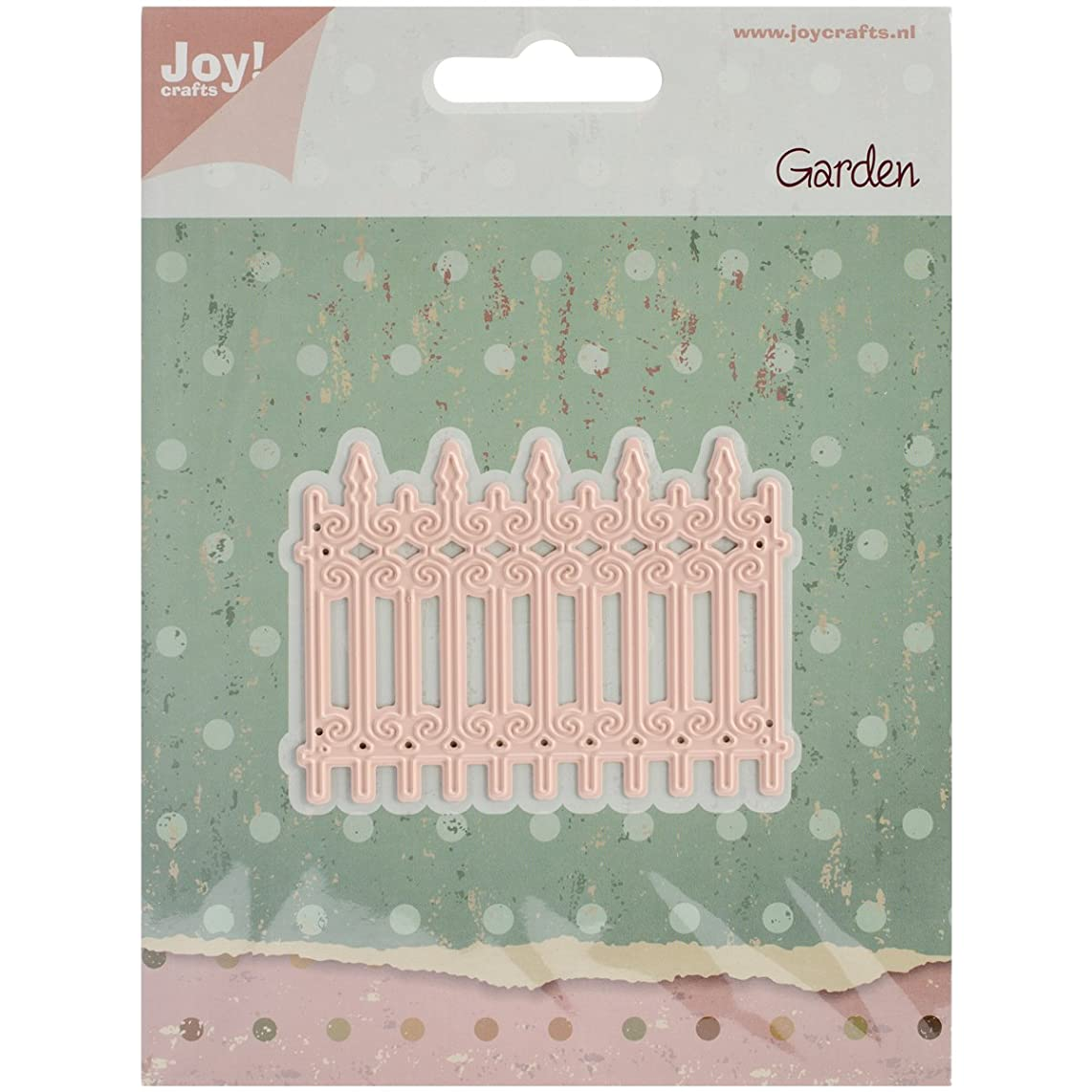 Joy! Crafts Cutting and Embossing Die, Fence