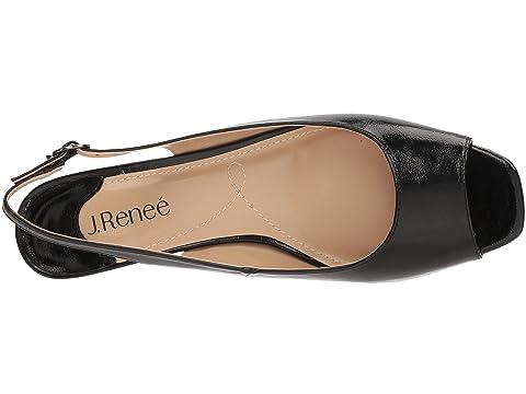 J Alivia Black Black J Crinkle Alivia Renee Renee 6HrxqEw6