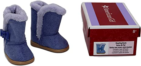 American Girl - Shearling Boots for Dolls - Truly Me 2016
