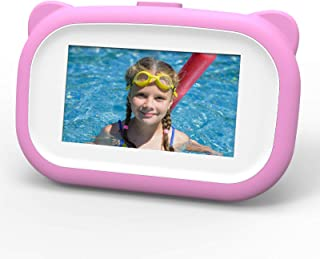 Sponsored Ad - VUCATIMES Digital Picture Frame for Kids 5.5 Inch, Electronic Photo Frame for Children, Auto Slideshow, HD ...